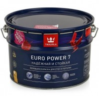 ������ ��������� Tikkurila Euro Power 7 / ��������� ���� 7 ������� (9 �)