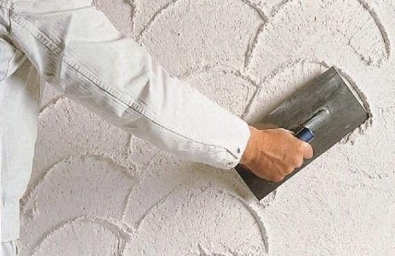 Смесь для штукатурки бетонной поверхности смесь бетонная в15 w4